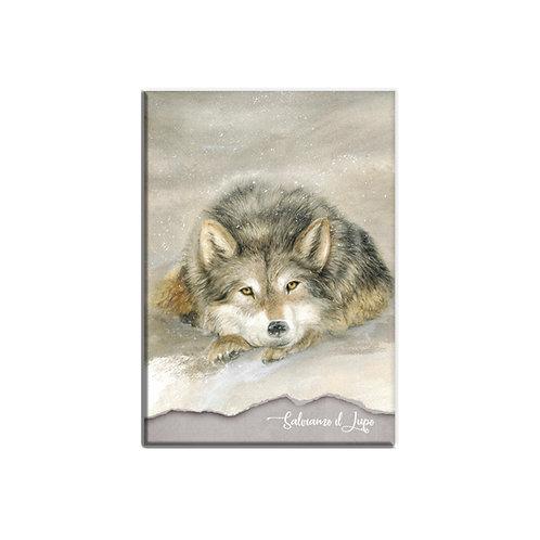 Taccuino - Salviamo il lupo