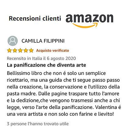 recensione Amazon