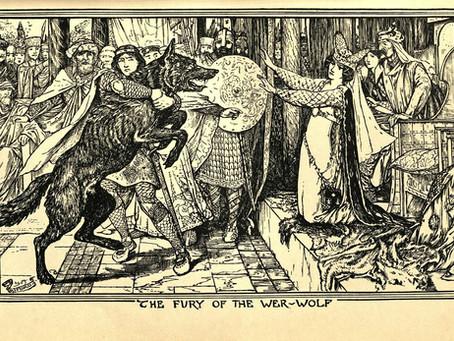 Lupi mannari nella letteratura medievale 5p