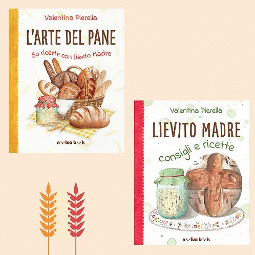 L'Arte del Pane +Lievito Madre consigli e ricette