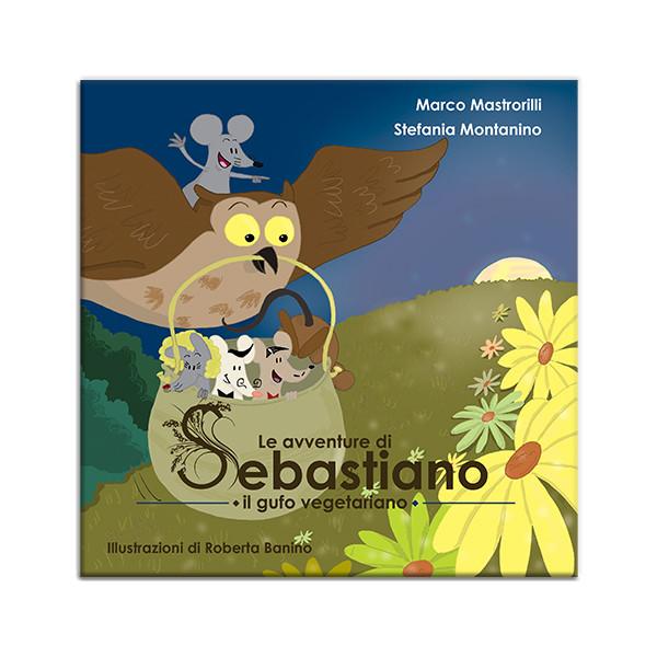 Sebastiano gufo vegetariano
