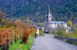 dagli orti alla chiesa