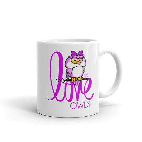MG06 - Mug Love Owls