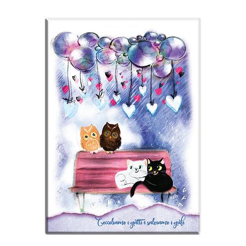 Gatti e Gufi - il quaderno