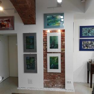 Ausstellung Studio im 2ten, 2017