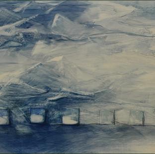 """Arctic cinema - light on the ice"""