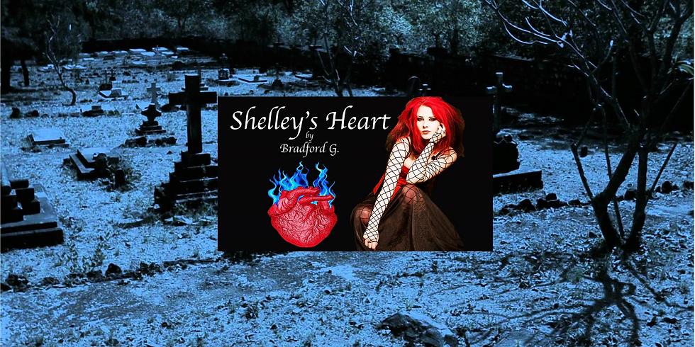 Open Air Preview - Shelley's Heart