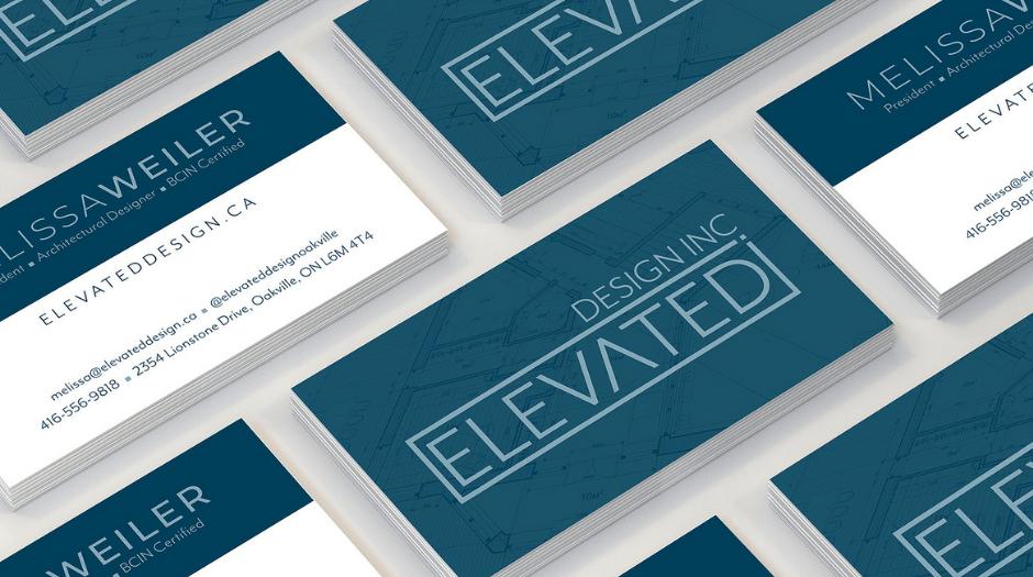 Elevated Design Brand Design