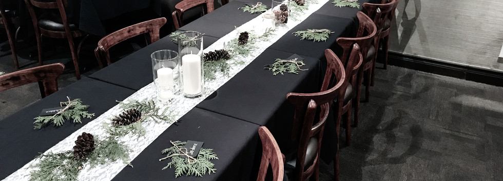 Simple Party Set Up