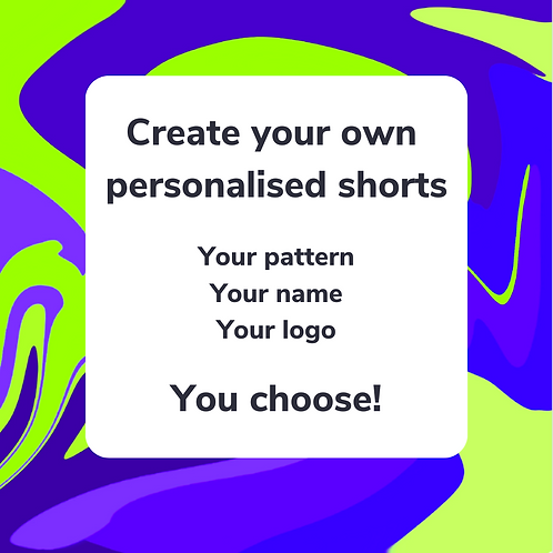 Own design Shorts