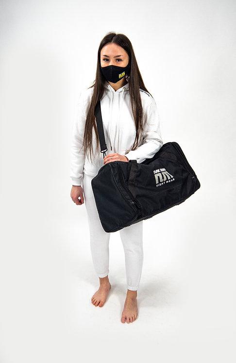 Black Muay Thai Gym Bag