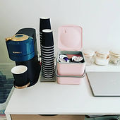 Photo of workspace within sex therapy solutions