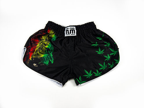 Weed Muay Thai shorts