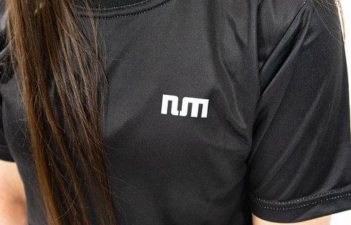 Nak Muay Black Fitted T-Shirt