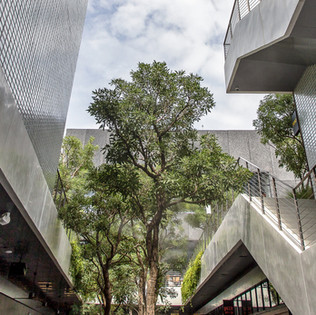 72 Courtyard