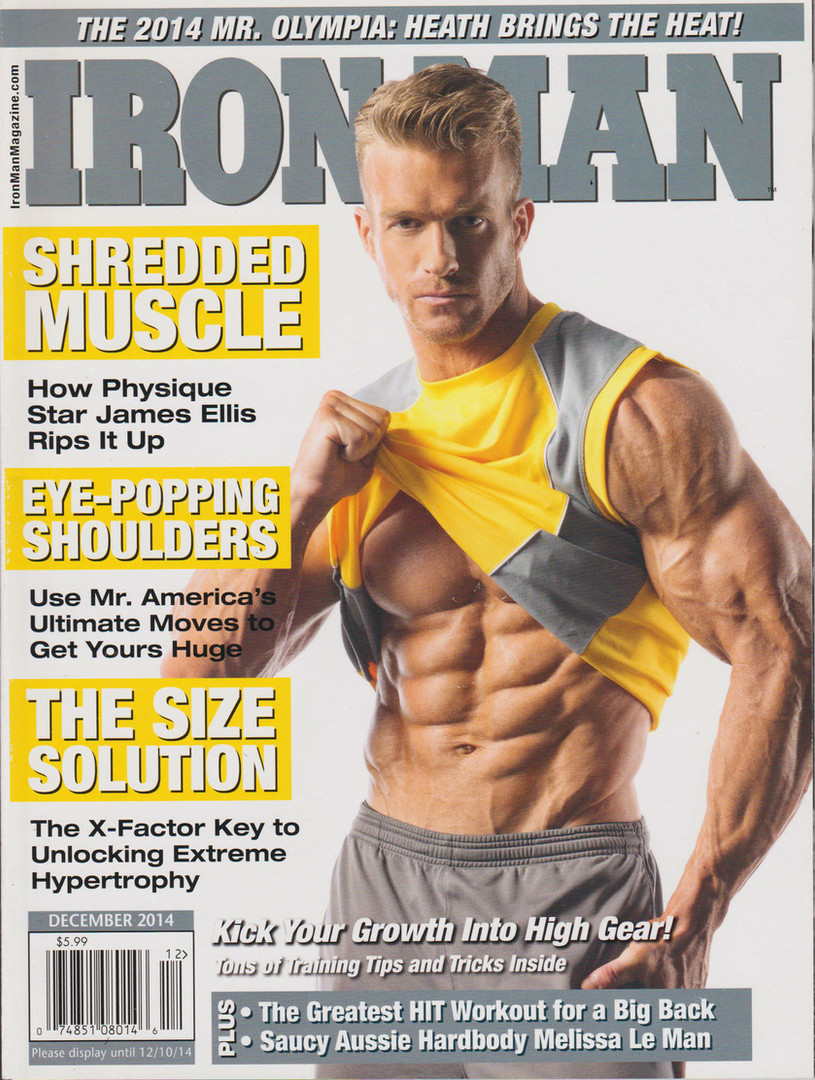 Ironman Magazine