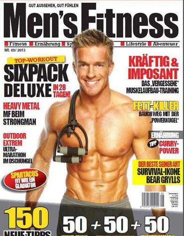 Men's Fitness Magazine