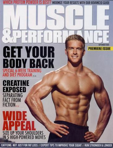 Muslce & Performance Magazine