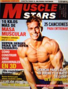 Muscle Stars Magazine