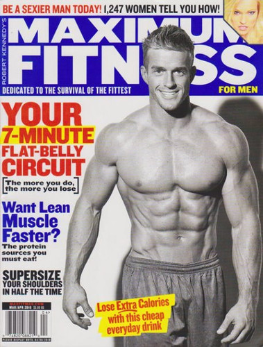 Maximum Fitness Magazine