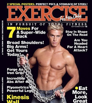 Exercise For Men Only Magazine