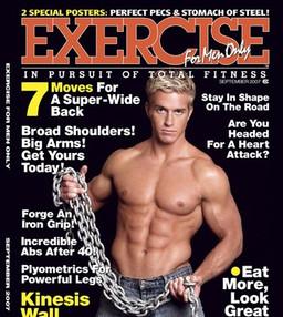 Exercise For Men Only Magazine