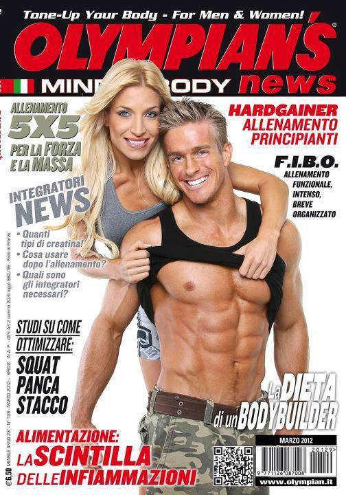 Olympians News Magazine
