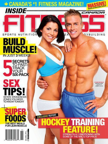 Inside Fitness Magazine (Canada)