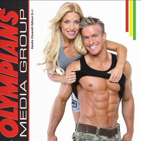 Olympians Media Group Catalog