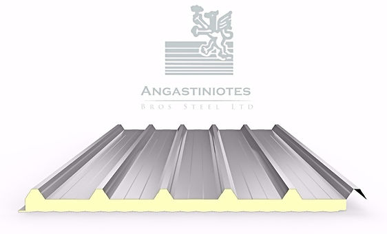 Sandwich Roof Panel Angastiniotes