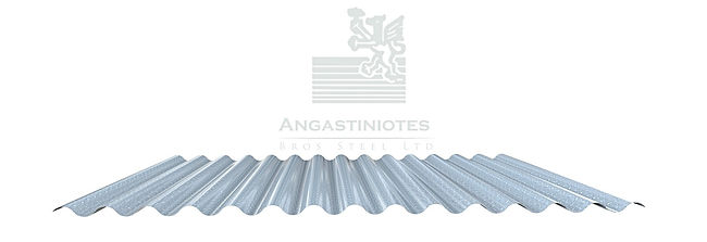 Corrugated Sheet Angastiniotes