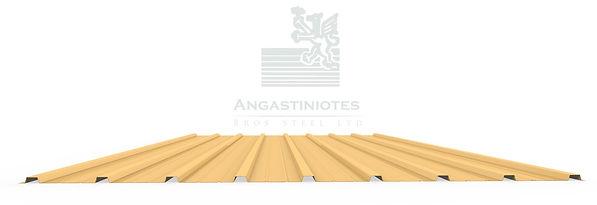 Trapezoidal Sheet A10 Angastiniotes