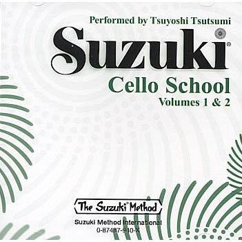 Suzuki Cello School (CD)