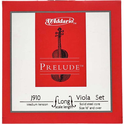 "D'Addario ""Prelude"" bratsjstrenger"
