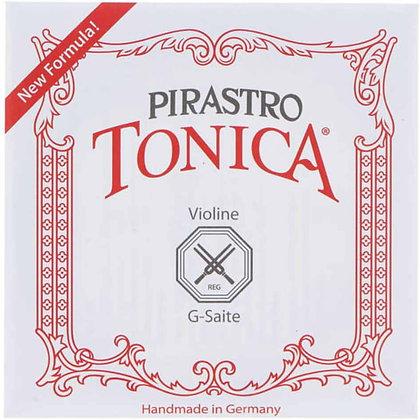 """Pirastro """"Tonica"""" fiolin strengesett"""