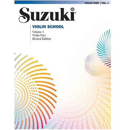 Suzuki fiolin (lærebok)