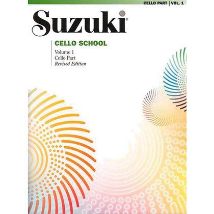 Suzuki Cello School (lærebok)