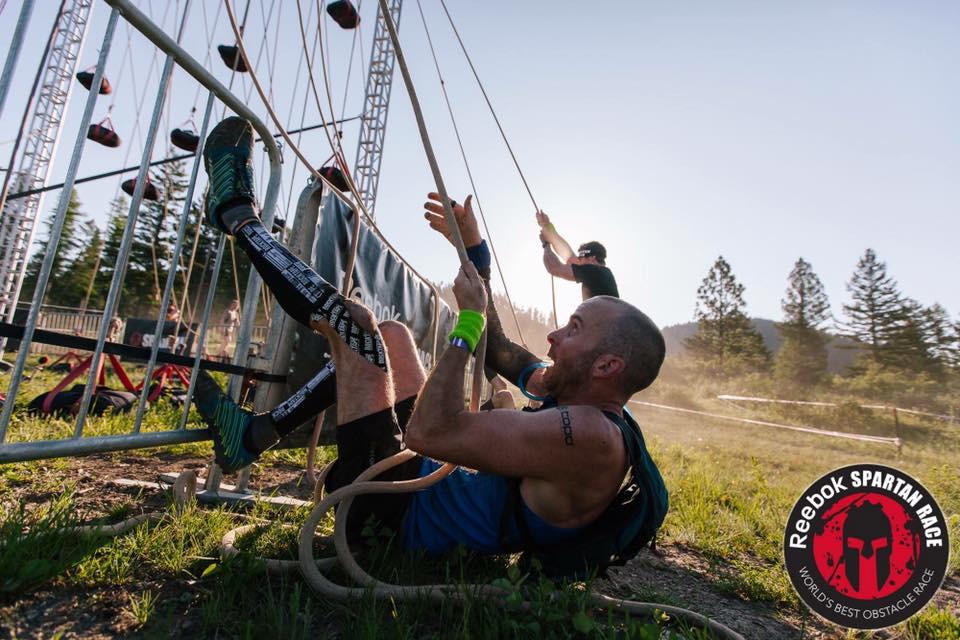 Patrick Austin Spartan Race