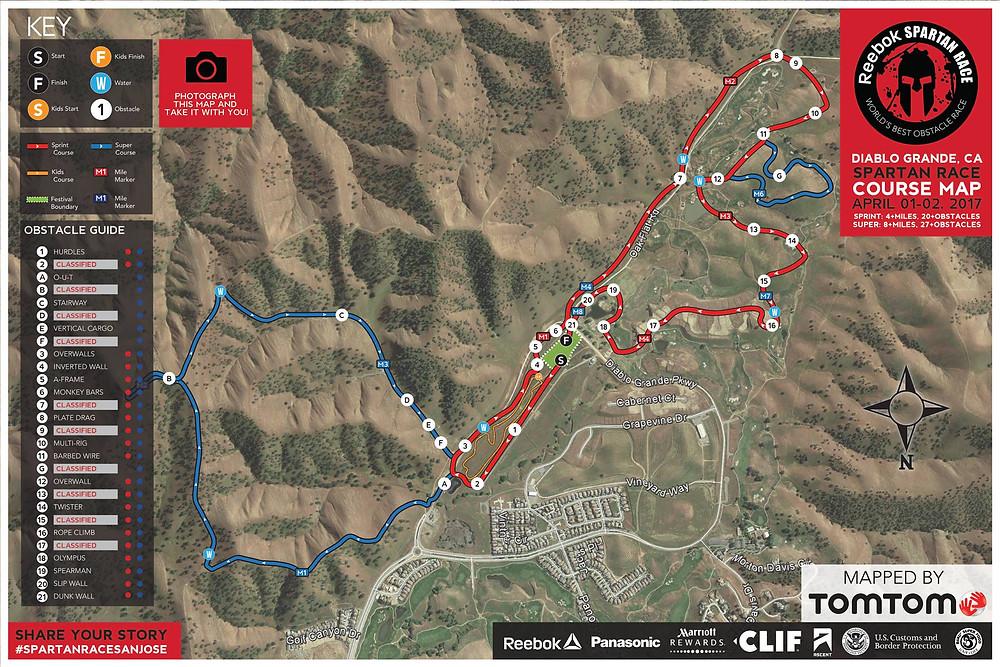 Spartan Race San Jose