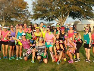 Rock N Fly Half Marathon