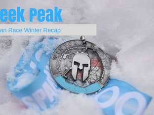 Spartan Race: Greek Peak Recap