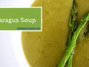 Crockpot Asparagus Soup [v/gf]