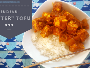 "Indian ""Butter"" Tofu"