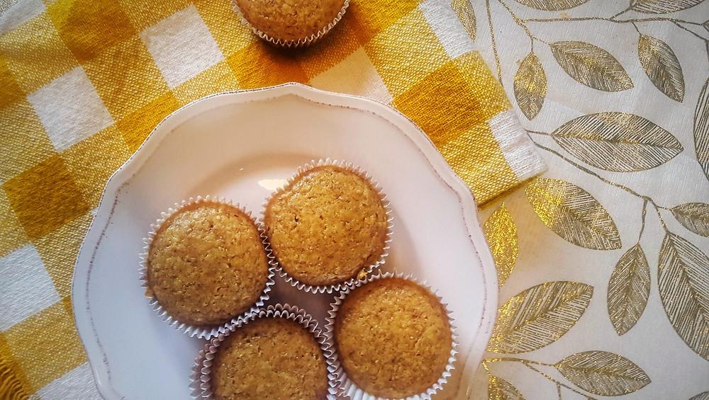 PB Vegan Muffin