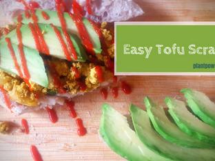 Easy Tofu Scramble