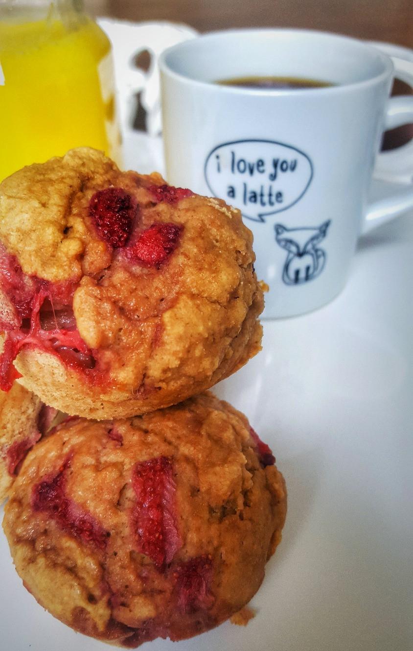 Vegan Protein Muffin