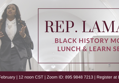 Black History Month Lunch & Learn Series