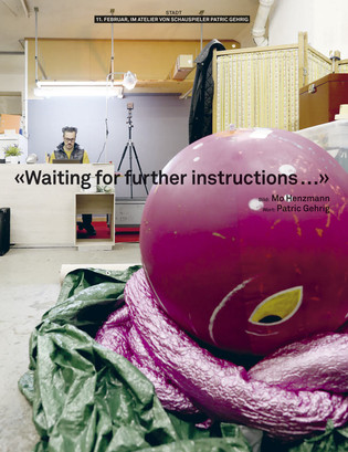 """""""Waiting for further instructions..."""""""