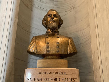 Lawmaker wants to put an end to Nathan Bedford Forrest Day in Tennessee