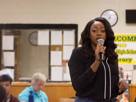 Rep. London Lamar pushes for voter registration in Shelby County